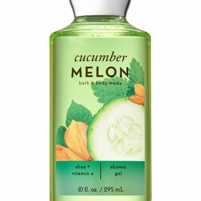 bath and body works shower gel cucumber melon 01 400x400 - Bath & Body Works Shower Gel - Cucumber Melon 295ml
