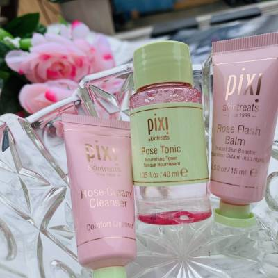 cleansermini 400x400 - Pixi Beauty Rose Cream Cleanser Mini 15 ml