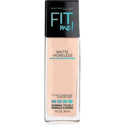 Maybelline Fit Me Matte Foundation