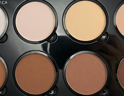 nyx 1 400x309 - NYX Highlighter & Contour Pro Palette