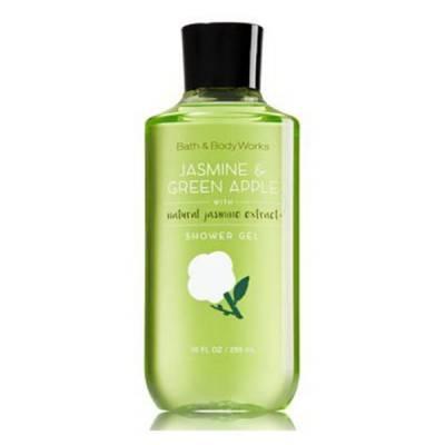 sc600x600 400x400 - Bath & Body Works Shower Gel - Jasmine & Green Apple
