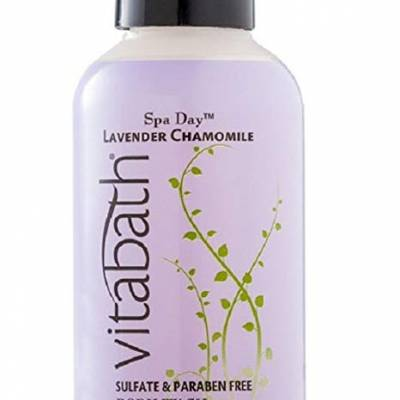 spa day body wash lavender chamomile 400x400 - Vitabath Bodywash - Lavender Chamomile 60ml