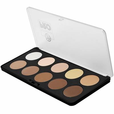 studiopro1 1 400x400 - Bhcosmetics Foundation & Concealer 10 Color Palette