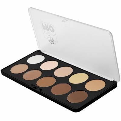 studiopro1 400x400 - Bh Cosmetics Studio Pro Shade & Define 10 Color Contour Palette