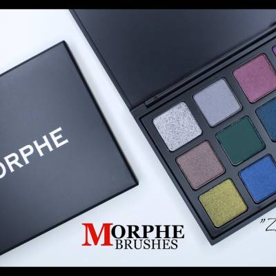 12z1 400x400 - Morphe 12 Color Zodiac SMoke Eye Shadow Collection