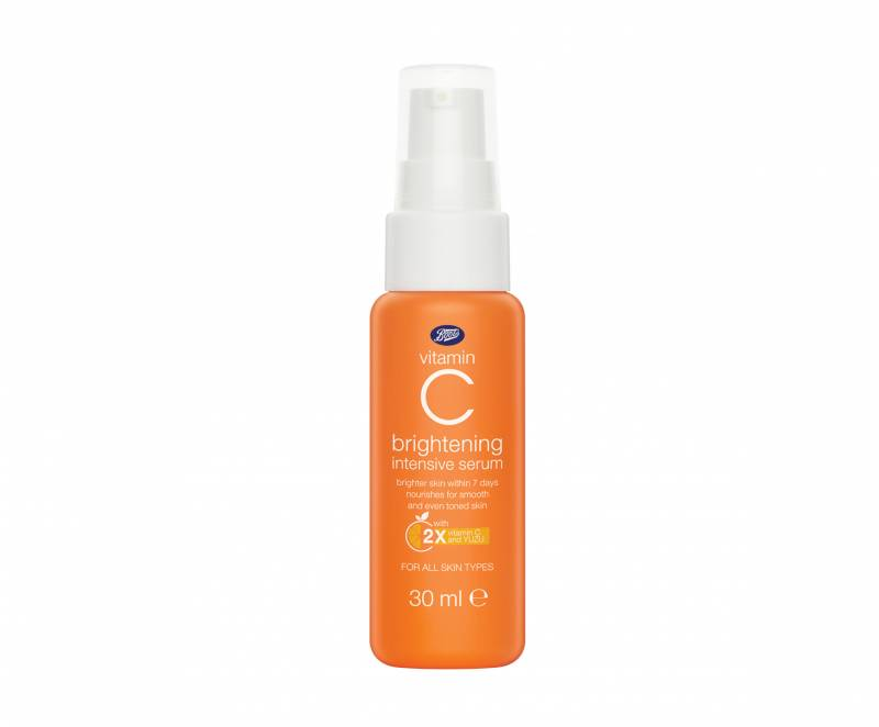 Boots Vitamin C Brightening Intensive Serum 800x662 - Boots Vitamin C Brightening Intensive Serum 30 ML