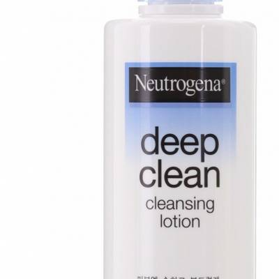 Untitled 400x400 - Neutrogena Deep Clean Cleansing Lotion 200 ML
