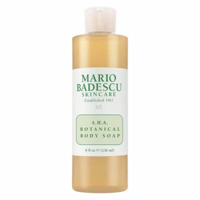 botanical 400x400 - Mario Badescu AHA Botanical Body Soap Deluxe Sample