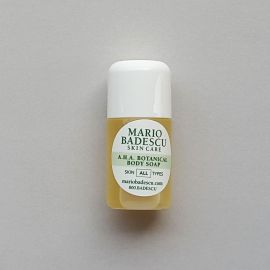 botanicalbody - Mario Badescu AHA Botanical Body Soap Deluxe Sample
