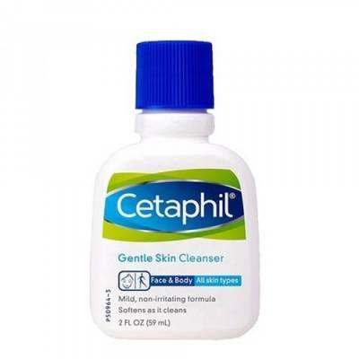 cleanser1 400x400 - Cetaphil Gentle Skin Cleanser Travel Size 59 ML