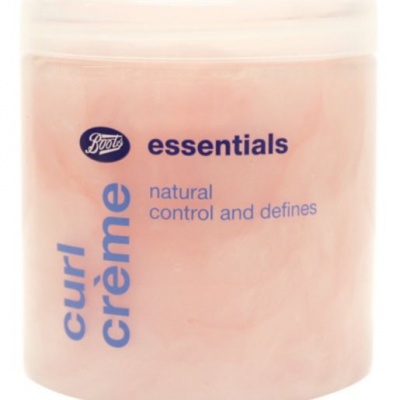 curlcreme 400x400 - Boots Essential Hair Curl Cream