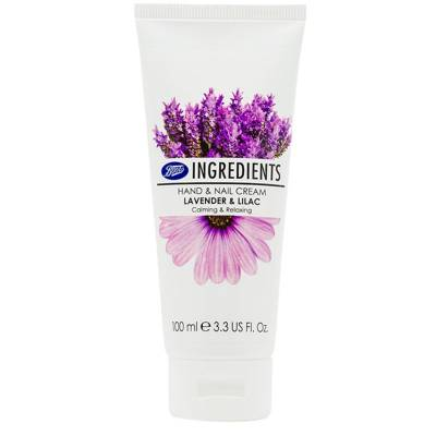 handcream 400x400 - Boots Lavender & Lilac Hand & Nail Cream 100 ML