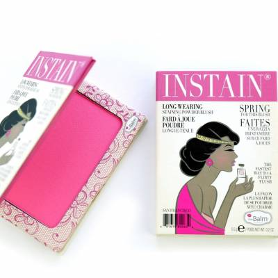 instain blush the balm 01 400x400 - The Balm Staining Blush Long Wearing Powder - Lace