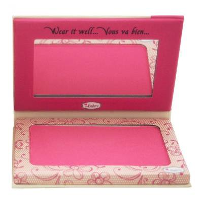 instain blush the balm 02 400x400 - The Balm Staining Blush Long Wearing Powder - Lace