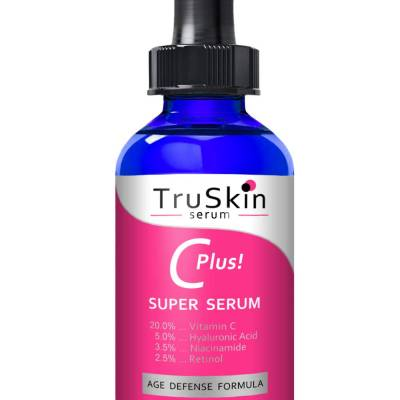 517ummmIp8L. SL1250  400x400 - TruSkin Naturals Vitamin C plus Super Serum - Age Defense formula 30ml
