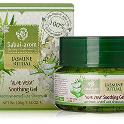 Jas Aloe SoothingGel 100 AMA 247x247 - Sabai Arom Jasmine Ritual - Aloe Vera Soothing Gel 100g