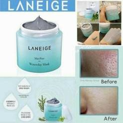 Laneige Pore Waterclay Mask