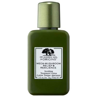 Origins soothing lotion mega mushroom 400x400 - Origins Dr. Andrew Weil Soothing Treatment Lotion - Mega-Mushroom Relief & Resilience 30ml