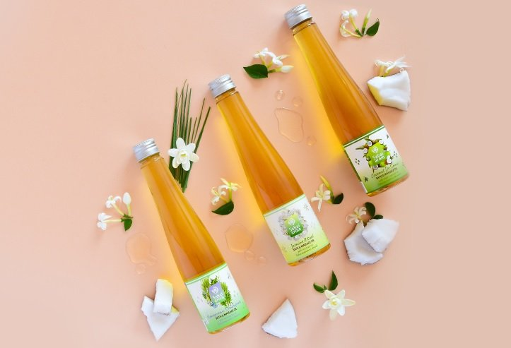 Untitled - Sabai Arom Thai Bath and Massage Oil - Various Fragrances