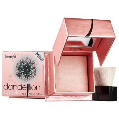 benefit highlighter dandelion twinkle 01 400x400 - Benefit Cosmetics Highlighter Powder mini - Dandelion Twinkle