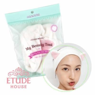 etude house my beauty tool lovely etti hair band haircare korean skincare 3 400x400 - Etude Head band - My Beauty Tool Lovely Etti Hair Band