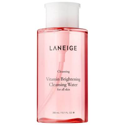 laneige vit brightening cleansing water 400x400 - Laneige Cleansing Water - Vitamin Brightening 300ml