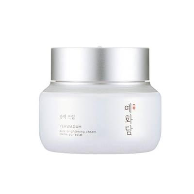 thefaceshop brightening cream 01 400x400 - The Face Shop Yehwadam - Pure Brightening Cream 10ml