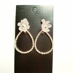 15 1 pc cost XX price 550 247x247 - Jewellery Ear Adornments - Teardrop Hoops