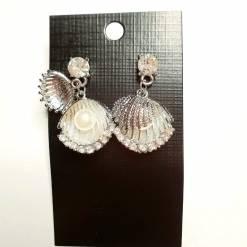 19 1 pc cost XX price 550 247x247 - Jewellery Ear Adornments - Seashell Pearl