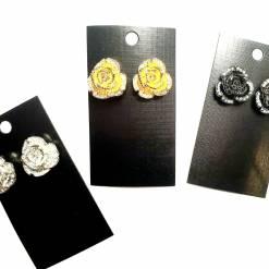 53  247x247 - Jewellery Ear Adornments - Rosebud Studs