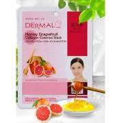 61iUaKyuTeL. SL1001  180x180 - Dermal Sheet Mask Collagen Essence - Honey Grapefruit