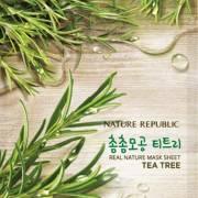Nature republic sheet mask tea tree 180x180 - Nature Republic Real Nature Sheet Mask - Tea Tree
