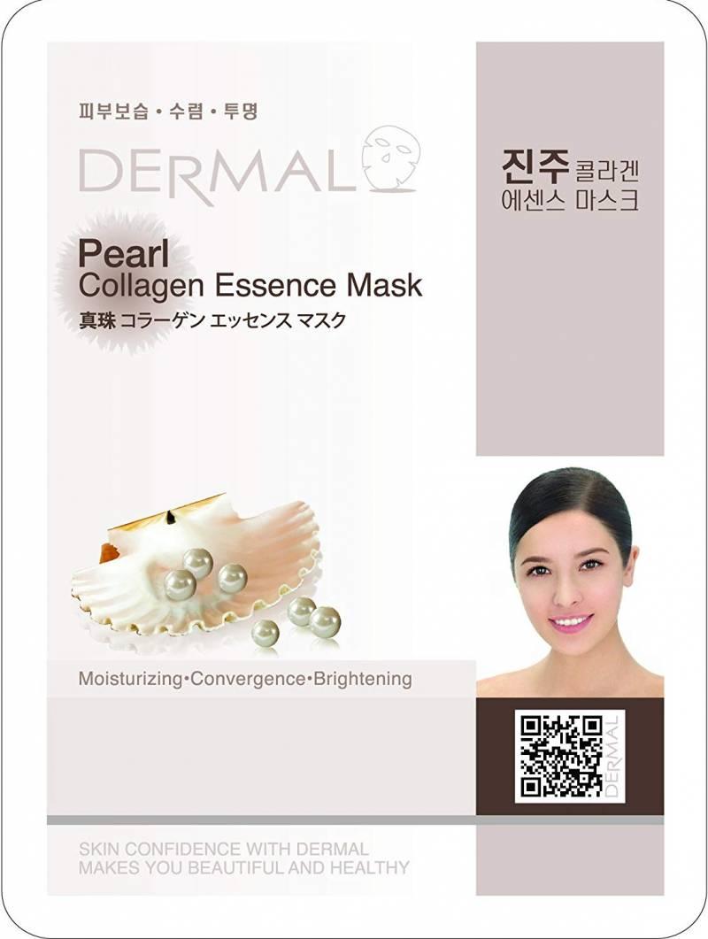 dermal sheet mask Pearl 800x1061 - Dermal Sheet Mask Collagen Essence - Pearl