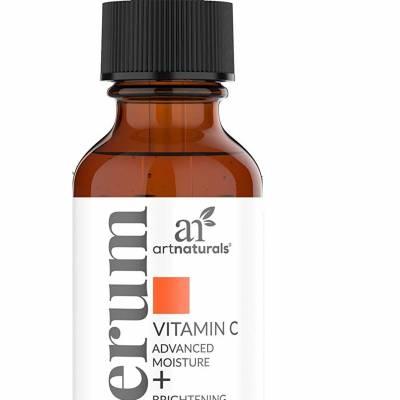 artnaturals serums VIT C 400x400 - ArtNaturals Serum, Vitamin C- Advanced Moisture + Brightening Formula 30ml