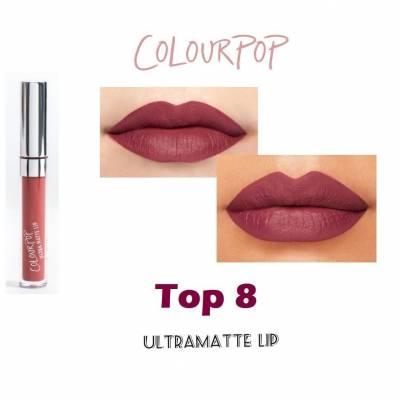 colourpop ultra matte lip top 8 03 400x400 - Colourpop Ultra Matte Lip - Top 8
