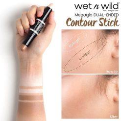 0d7e365798ab876ca51acd874987c675 247x247 - Wet n Wild MegaGlo Contour Stick - Dual Ended [Variations]
