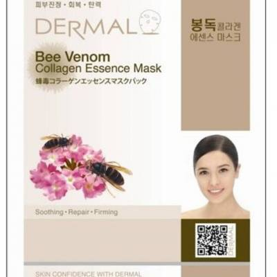 61bEIVOHkpL. SL1000  400x400 - Dermal Sheet Mask Collagen Essence - Bee Venom