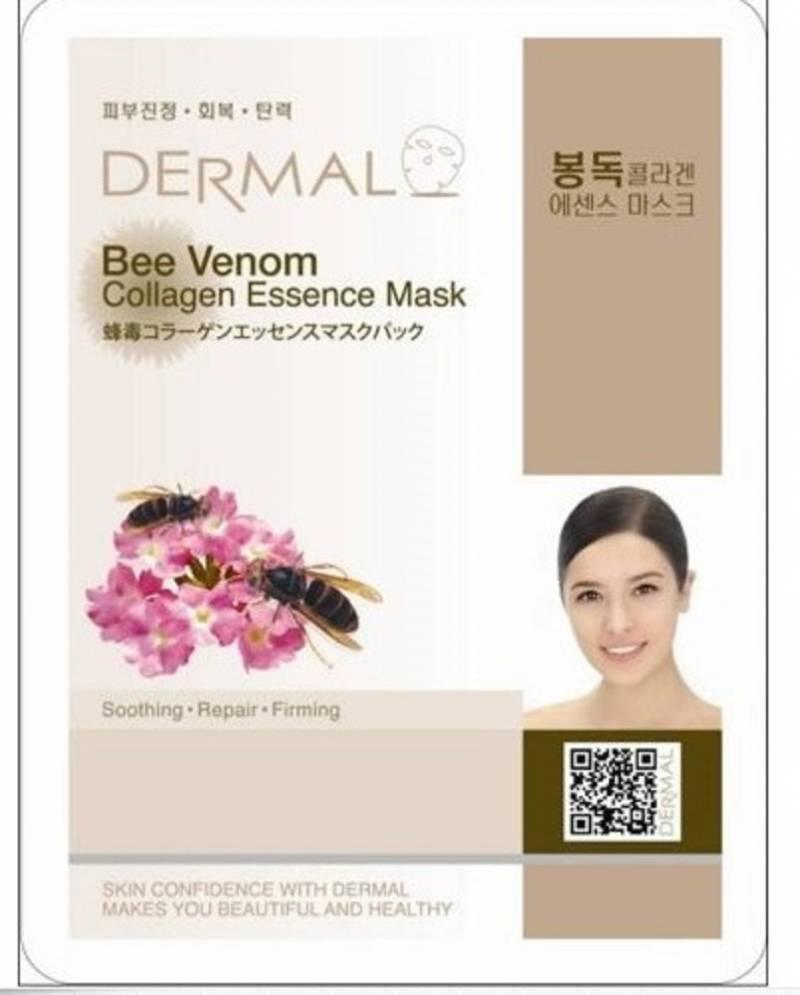 61bEIVOHkpL. SL1000  800x995 - Dermal Sheet Mask Collagen Essence - Bee Venom