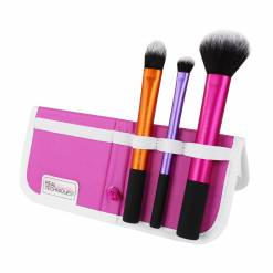 Real Technique Essentials Brush Set 3 Pcs with Pouch
