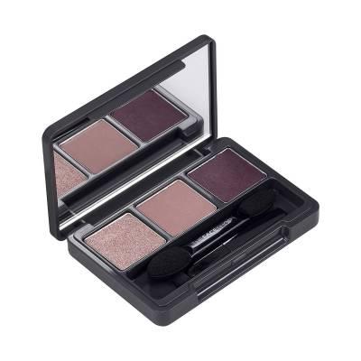 purple 400x400 - The Face Shop Triple Eye Shadow - 03 Purple Nuance 3.2g