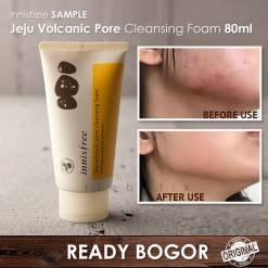 sample innisfree jeju volcanic pore cleansing foam 80ml 247x247 - Innisfree Jeju Volcanic Pore Cleansing Foam 150ML