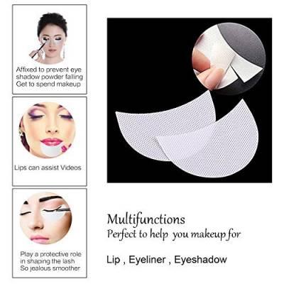 32 3 400x400 - Eyeshadow Stencils - Professional Lint Free Under Eye Eyeshadow Gel Pad Patches (120pcs)