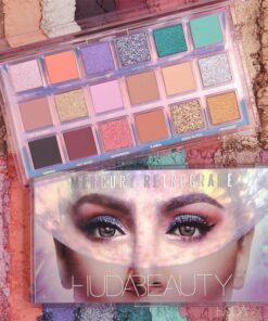 Huda Retrograde Eyeshadow Palette