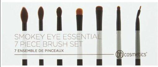 Bhcosmetics Smokey Eye Essential 7 Piece Brush Set