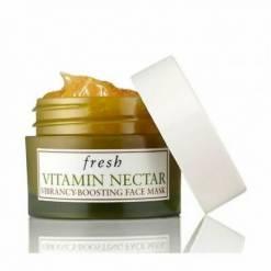 Fresh Vitamin Nectar Vibrancy Boosting Face Mask