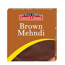 Herbal Brown Mehndi 100ml