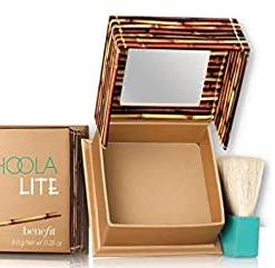 Hoola lite 247x241 - Benefit Hoola Lite - Light Powder Powder Bronzer for Face Mini 0.14 Oz