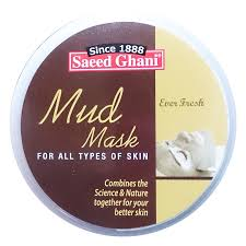 Mud Mask 180gm