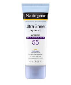 Neutrogena Ultrasheer Sunscreen SPF 55
