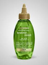 OGX teatree mint scalp treatment